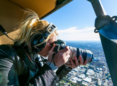 Helicopter Photo Commercial Real Estate Images
