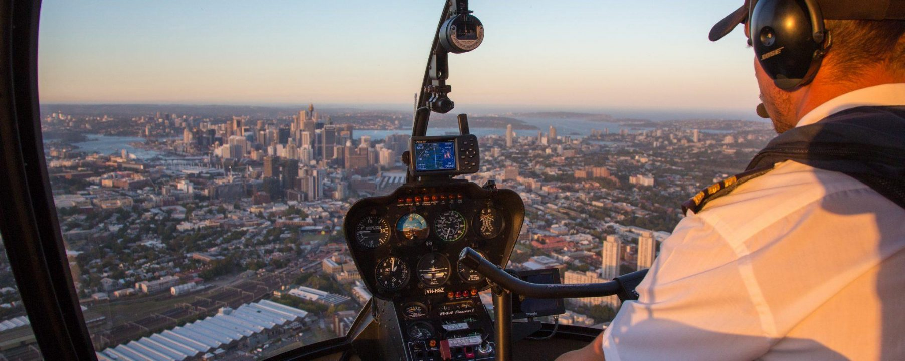 Sydney Aerial Photo Helicopter Filming