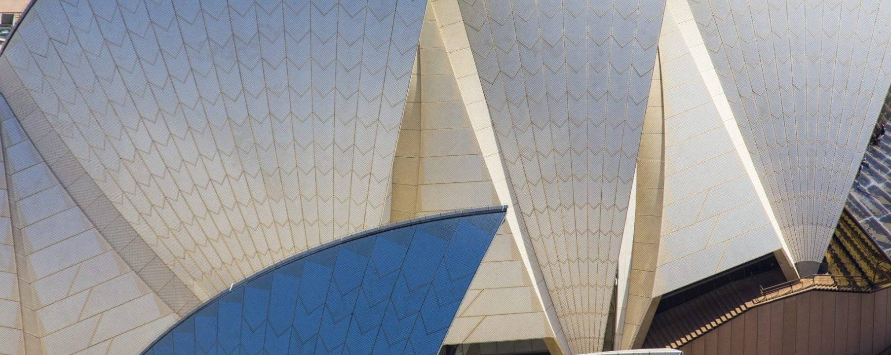 Sydney Opera House Aerial Photo